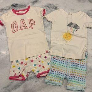 EUC • 3T • Shorts Pajama Set